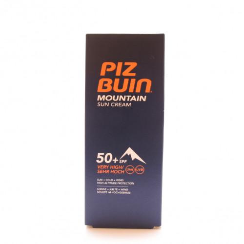PIZ BUIN Mountain Cream SPF 50+ Tb 50 ml
