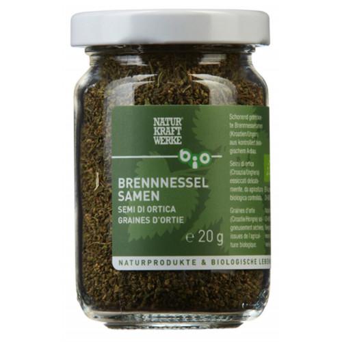 NATURKRAFTWERKE Brennnesselsamen Bio 20 g