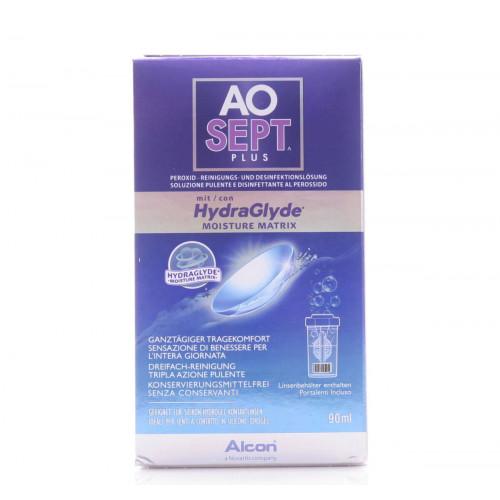 AOSEPT PLUS mit HydraGlyde 90 ml