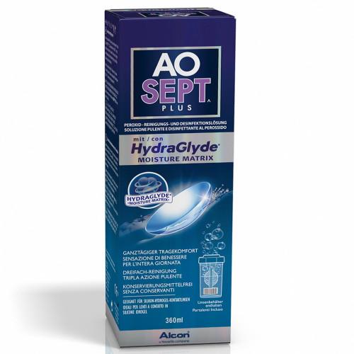 AOSEPT PLUS mit HydraGlyde 360 ml