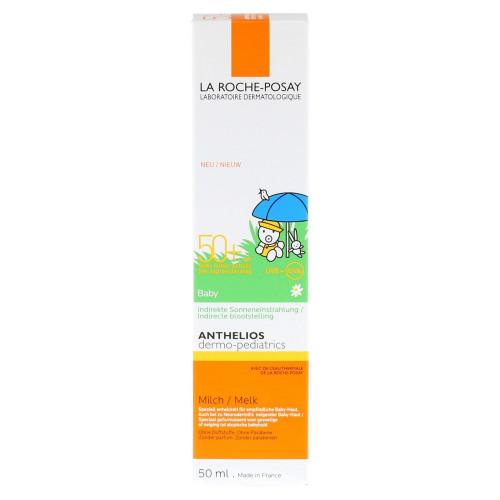 ROCHE POSAY Anthelios Babymilch SPF 50+ 50 ml