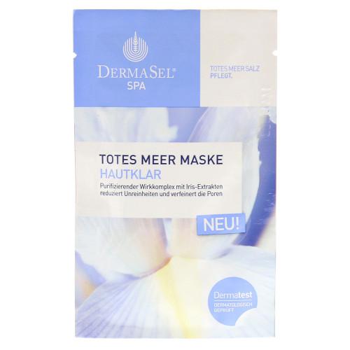 DERMASEL Maske Hautklar 12 ml