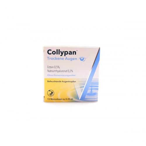 COLLYPAN Trockene Augen 15 Monodos 0.35 ml