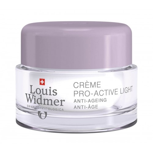 WIDMER Creme Pro Act Light Parf 50 ml