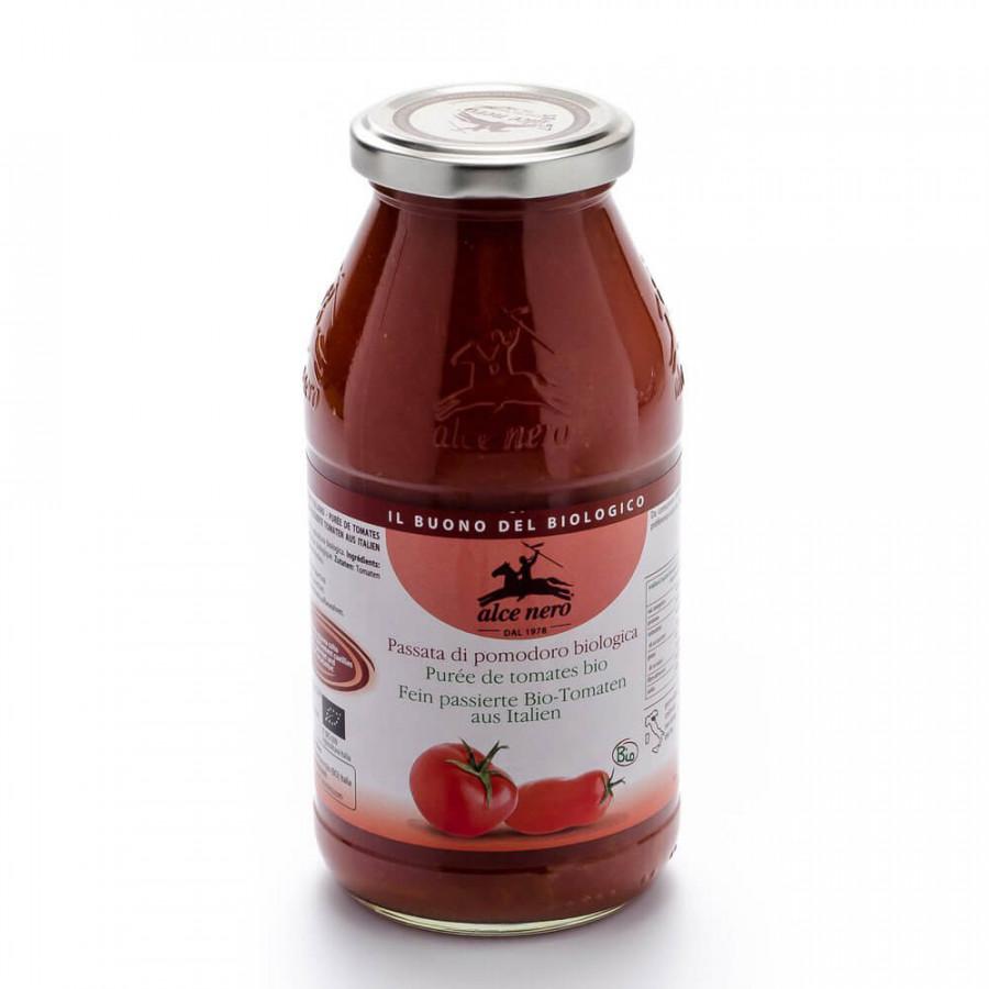 ALCE NERO Tomaten Passata Fl 0.5 lt