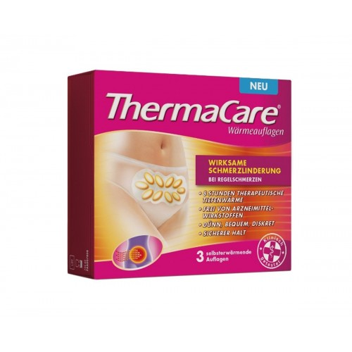 THERMACARE Menstrual 3 Stk