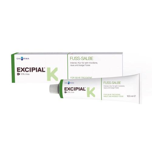 EXCIPIAL Kerasal Salbe Tb 50 g