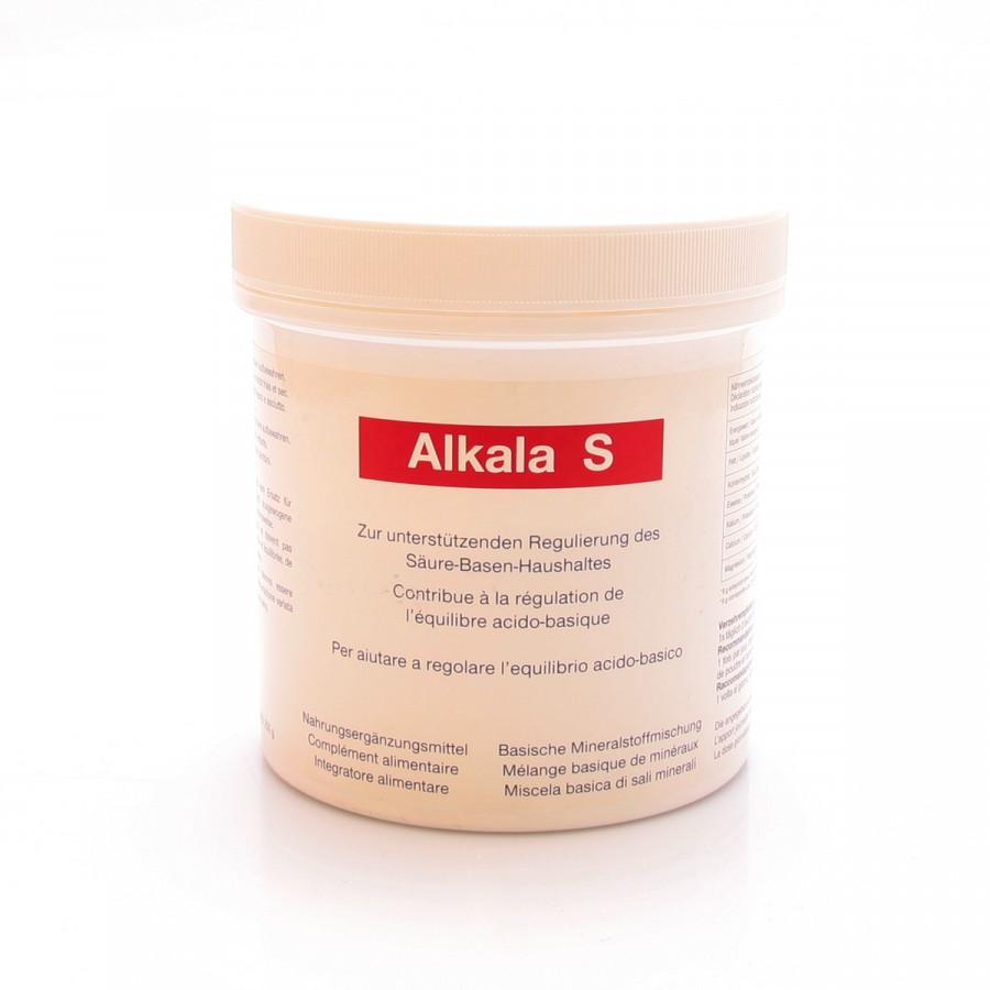 Hier sehen Sie den Artikel ALKALA S Plv 250 g aus der Kategorie Kurmittel/Nahrungsergänzung. Dieser Artikel ist erhältlich bei apothekedrogerie.ch