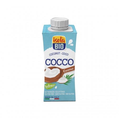 ISOLA BIO Kokosnuss Creme 200 ml