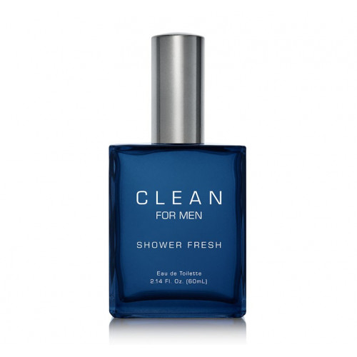 CLEAN FOR MEN Shower Fresh EDT Vp 60 ml