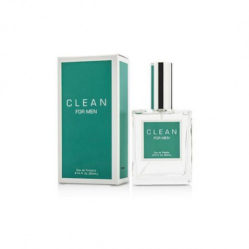 CLEAN FOR MEN EDT Vapo 60 ml