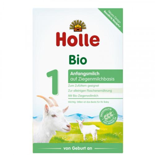 HOLLE Anfangsmilch 1 Ziegenmilchbasis Bio 400 g