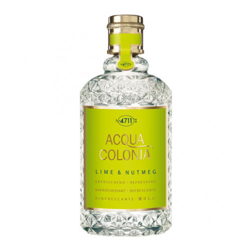 4711 ACQUA COLONIA Lime&Nutmeg Splash&Col Spr 170 ml
