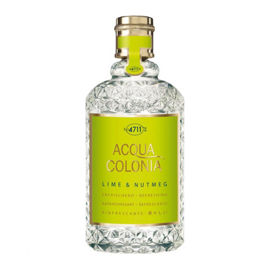 Hier sehen Sie den Artikel 4711 ACQUA COLONIA Lime&Nutm Spl&Col Spr 170 ml aus der Kategorie Kölnisch Wasser. Dieser Artikel ist erhältlich bei apothekedrogerie.ch