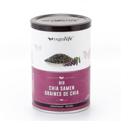VEGALIFE Chia Samen (alt) Ds 250 g