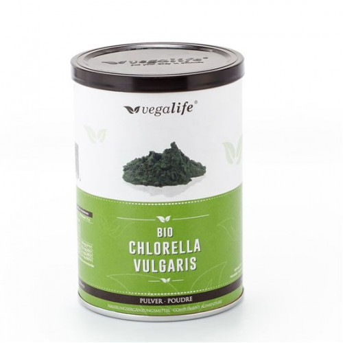 VEGALIFE Chlorella Pulver (alt) 175 g
