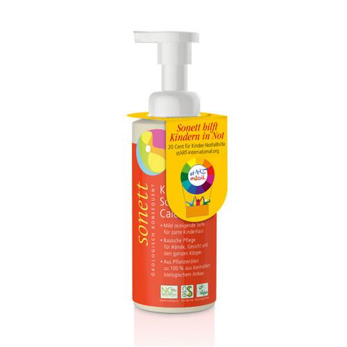 SONETT Kinder-Schaumseife Calendula 200 ml