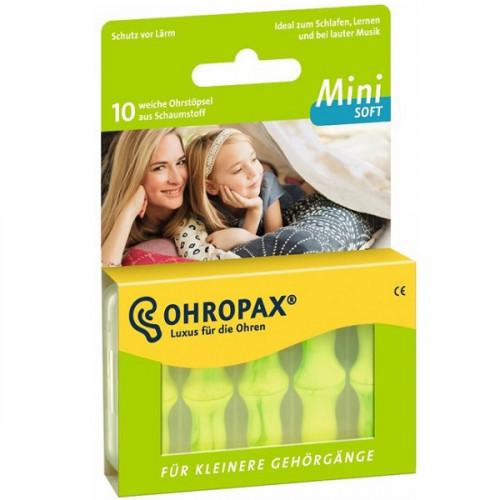 OHROPAX Mini Soft 10 Stk