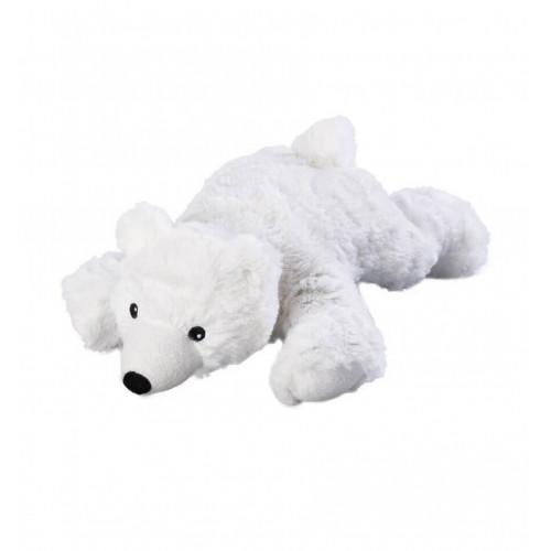 WARMIES Wärme-Stofftier Eisbär