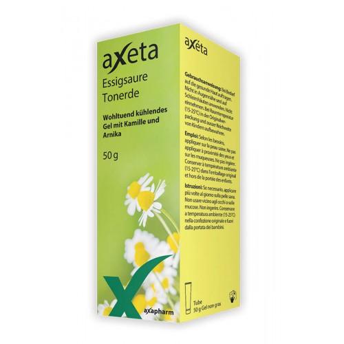 AXETA Essigsaures Tonerde-Gel Tb 50 g