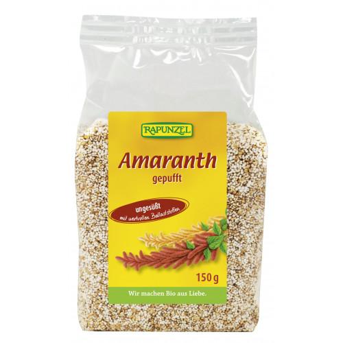 RAPUNZEL Amaranth gepufft 150 g