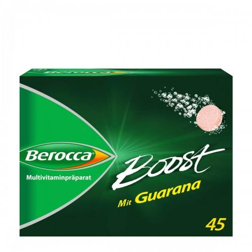 BEROCCA Boost Brausetabletten 45 Stk