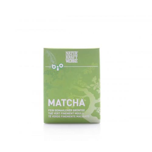 NATURKRAFTWERKE Matcha Grüntee Bio 30 g