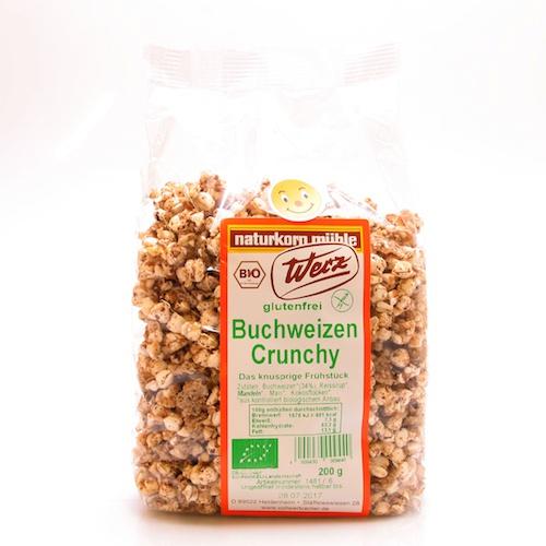 WERZ Crunchy Buchweizen glutenfrei 200 g
