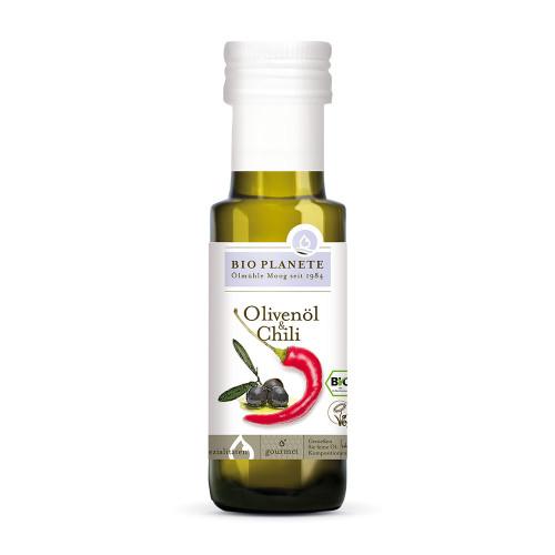BIO PLANETE Olivenöl & Chili 100 ml