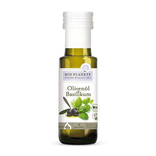 BIO PLANETE Olivenöl & Basilikum 100 ml