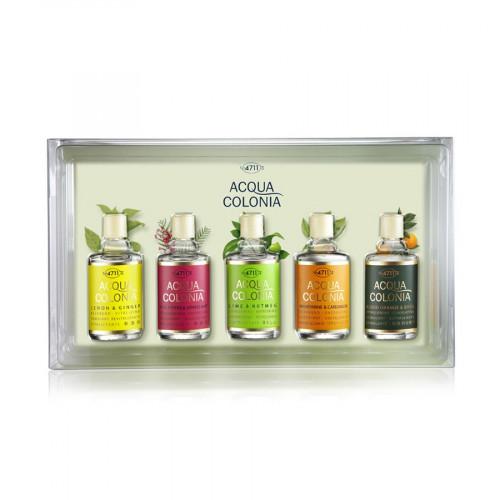 4711 ACQUA COLONIA Miniaturen Set 5 Stk