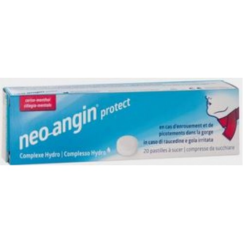 NEO-ANGIN protect Lutschtabl 20 Stk