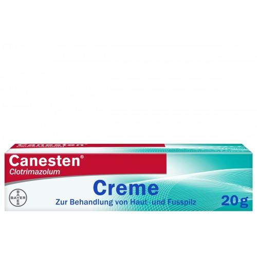 CANESTEN Creme 10 mg/g Tb 20 g
