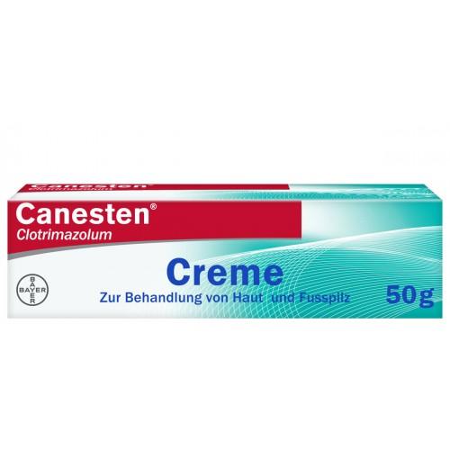 CANESTEN Creme 10 mg/g Tb 50 g