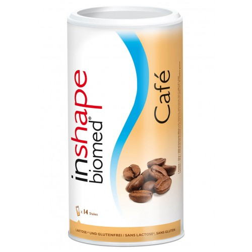INSHAPE Biomed Plv Café Ds 420 g