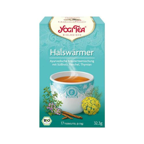 YOGI TEA Halswärmer Tee 17 Btl 1.8 g