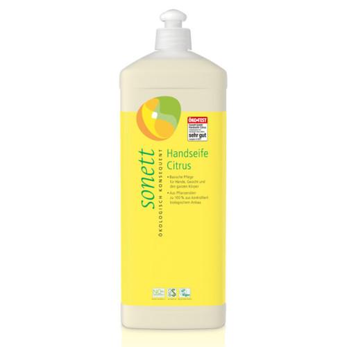 SONETT Handseife Citrus Nachfüllflasche 1 lt