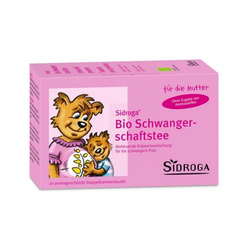 SIDROGA Bio Schwangerschaftstee 20 Btl 1.5 g