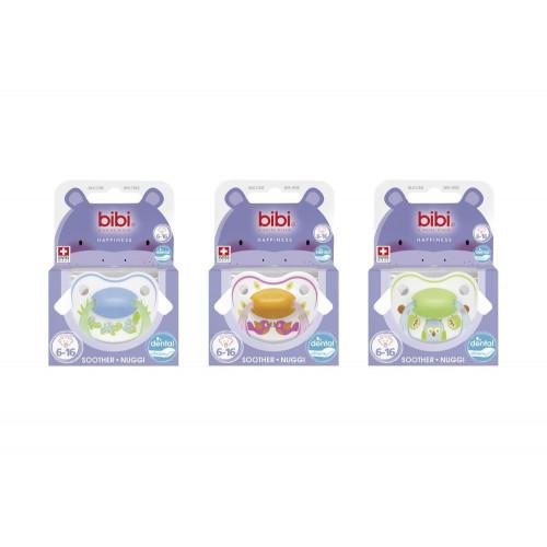 BIBI Nuggi HP DenSil 6-16 Ring Play