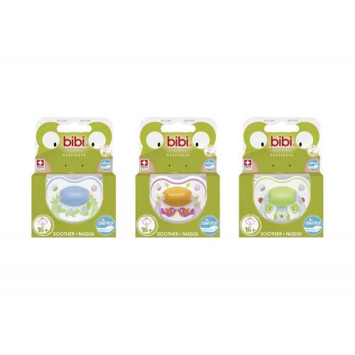 BIBI Nuggi HP DenSil 16+ Ring Play
