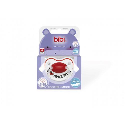 BIBI Nuggi HP DenSil 6-16 Ring Mama