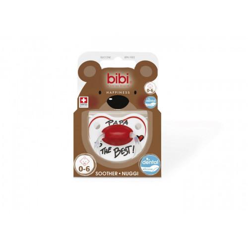 BIBI Nuggi HP DenSil 0-6 Ring Papa