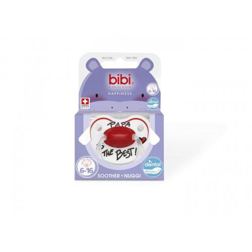 BIBI Nuggi HP DenSil 6-16 Ring Papa