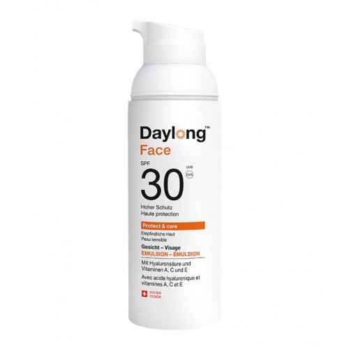 DAYLONG Protect&care Face Emulsion SPF30 50 ml