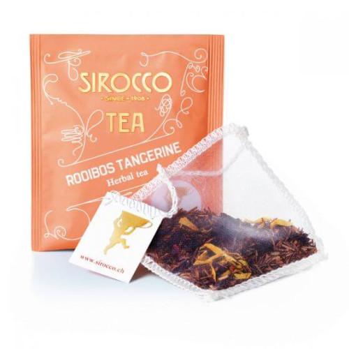 SIROCCO Teebeutel Rooibos Tangerine 20 Stk