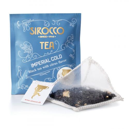 SIROCCO Teebeutel Imperial Gold 20 Stk