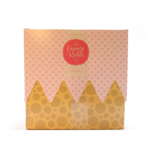 E.VOGT COSMETIC Cosmetic Kitchen Seifen-Box