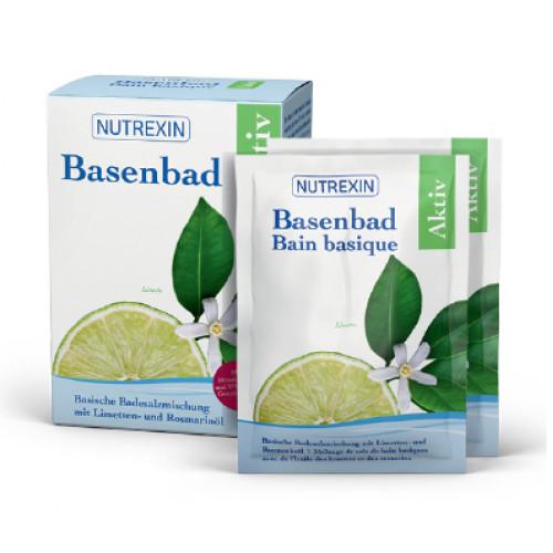 NUTREXIN Basenbad Aktiv Btl 6 Stk
