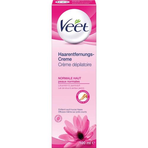 VEET Haarentfernungs Creme normale Haut 100 ml