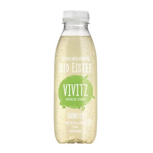 VIVITZ Bio Eistee Grüntee 0.5 lt